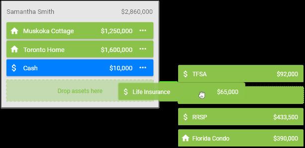 eState Planner Drag and Drop Estate Plans Image
